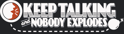 Keep Talking and nobody Explodes Logo